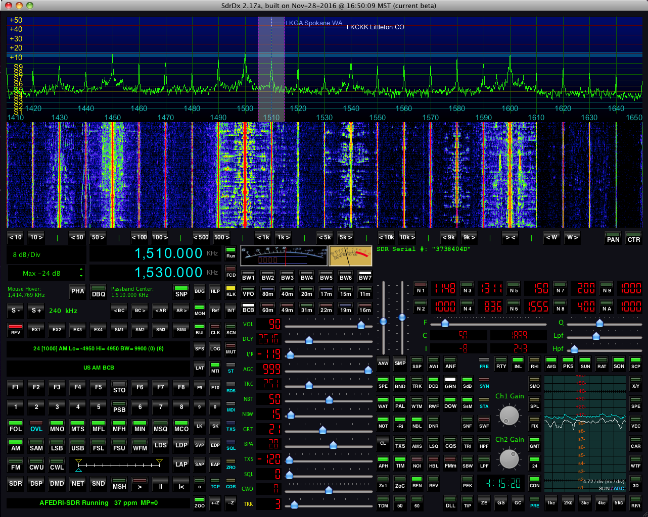 Sdrdx Os X And Windows Sdr Software 171 Page 1 171 Fyngyrz